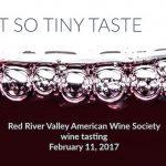 tiny bubbles – NOT SO TINY TASTE